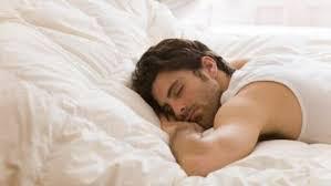 Hindari Tidur dalam Posisi Tengkurap