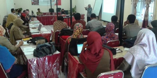Pertemuan Evaluasi MDGs Bidang Kesehatan