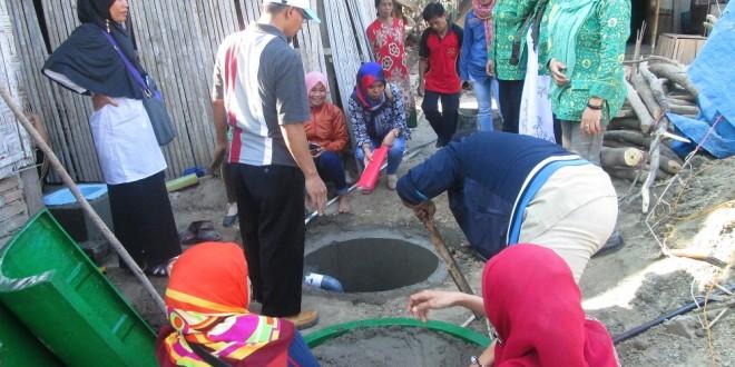 Praktek Jamban Sehat Sulbar