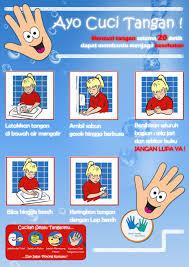 WHO Rekomendasikan Cuci Tangan Pakai Sabun