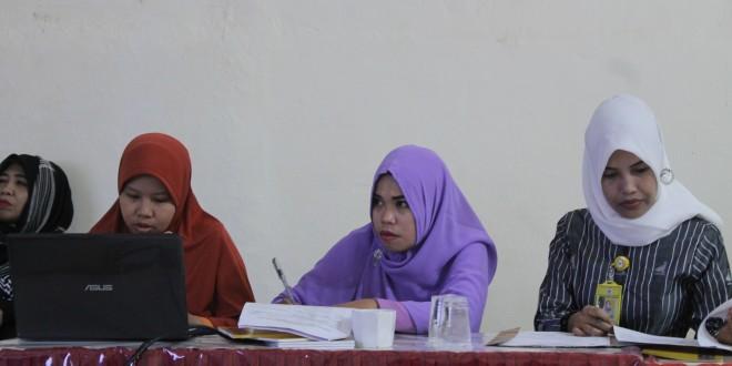 Pertemuan Koordinasi Pokjanal dan Kelurahan Siaga Aktif Provinsi Sulbar Tahun 2015