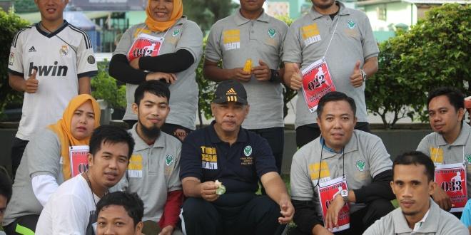 Pengukuran / Tes Kebugaran Dinas kesehatan Provinsi Sulawesi Barat