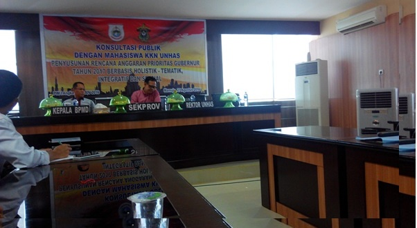 Seminar Akhir KKN Tematik Unhas di Sulawesi Barat