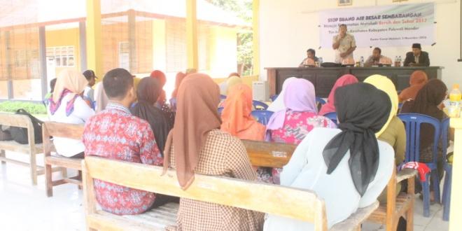 Advokasi Kesehatan Kabupaten Polewali Mandar