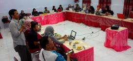Pelatihan Health Mapper dan PMKDR Provinsi Sulawesi Barat