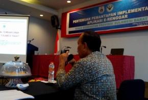 Dinas Kesehatan Provinsi Sulawesi Barat laksanakan pelatihan Erenggar