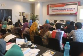 Sulawesi Barat Laksanakan Pelatihan Keluarga Sehat
